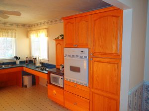 Home Renovations: Before photo of Kitchen Renovations