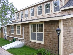 Home Renovations: After photo of Siding Replacement project